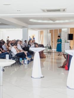 """Участники II аграрной конференции """"Маркетинг аграрной продукции"""" обсудили экспортные возможности Украины и особенности освоения новых рынков"""