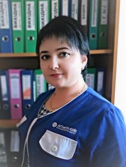 Лариса Шевчук