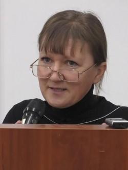 Олена Вовченко