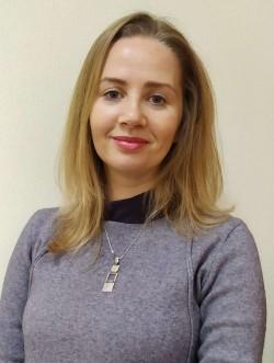 Олена Ярмош