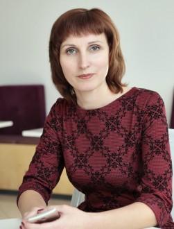 Ирина Зайченко
